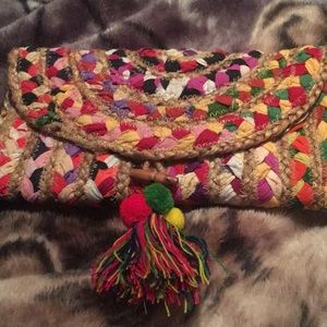 Handbags - Beautiful handmade clutch